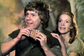 Scene from Bergman's Magic Flute