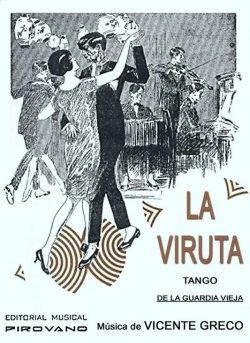 """Cover to """"La viruta"""""""