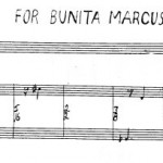 For Bunita Marcus 1