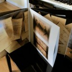 Interior sleeves of Sonatas and Interludes vinyl set