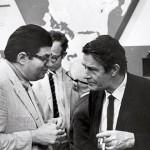Morton Feldman speaks with John Cage
