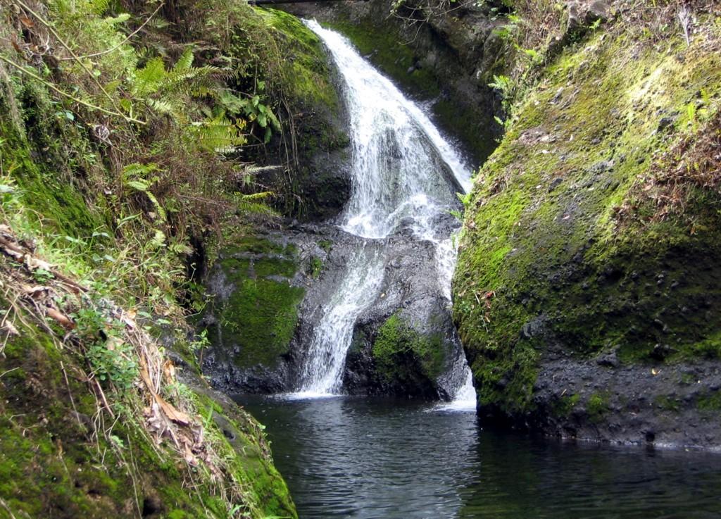 Wigmore's Falls on Rarotonga