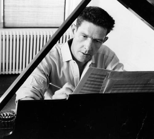 John Cage, composing