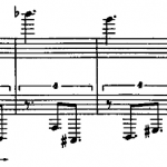 A question about rhythm in Triadic Memories